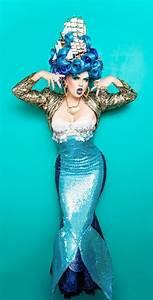 Meerjungfrau Kostüm Selber Machen : meerjungfrau kost m selber machen kost m idee zu karneval halloween fasching mermaid ~ Frokenaadalensverden.com Haus und Dekorationen