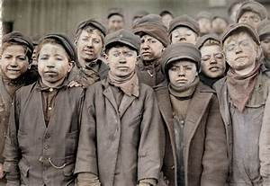 Digicolored: 1900~ Child labor, young miners