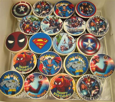 marvel cupcakes margaretcookies