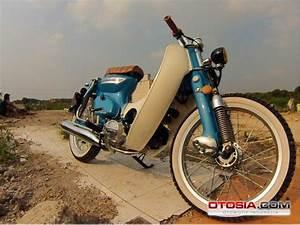 12  Ide Baru Modifikasi Honda Prima Retro