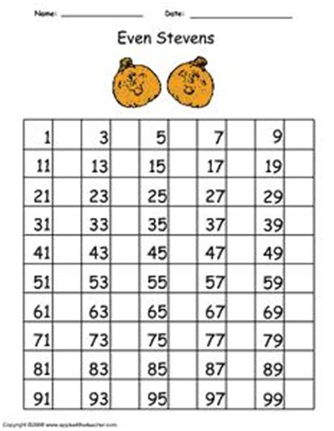 learning tools images number chart learning