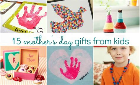 mothers day ideas from preschoolers 15 adorable s day gift ideas from a 933