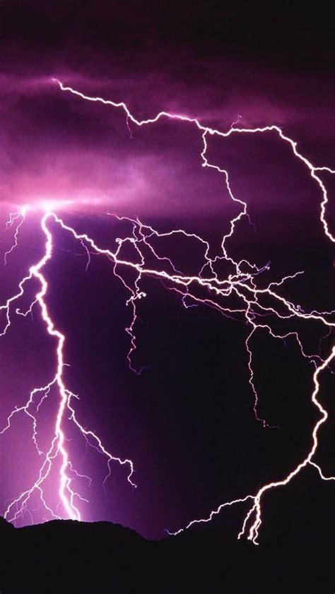 purple lightning iphone 5 wallpaper lightning in 2019 purple lightning purple wallpaper
