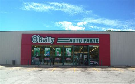 O'Reilly Auto Parts in Neosho, MO - (417) 451-6