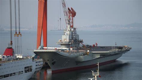 la marine chinoise confirme la construction d un deuxi 232 me porte avions asie pacifique rfi