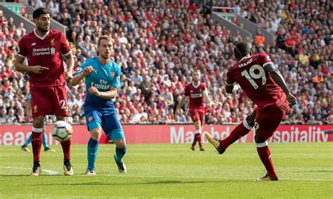 Liverpool 40 Arsenal Dreadful Gunners Picked Apart