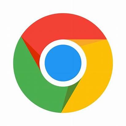 Chrome Icon Google Outline Mac Web Ad
