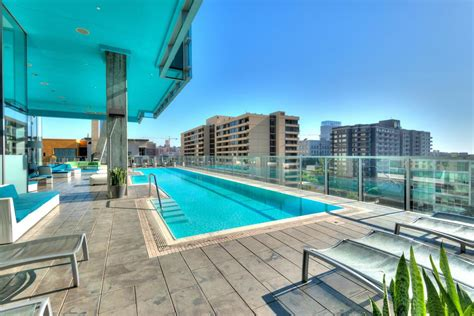 apartment downtown la 1 bedroom with views los angeles