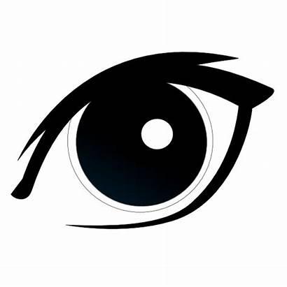Eye Clip Clipart Vector Clker Royalty