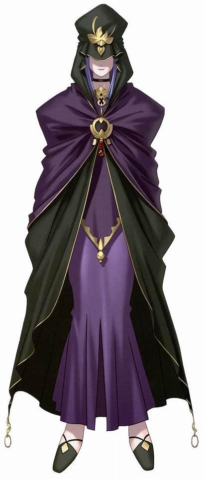 Fate Caster Medea Stay Night Zero Character
