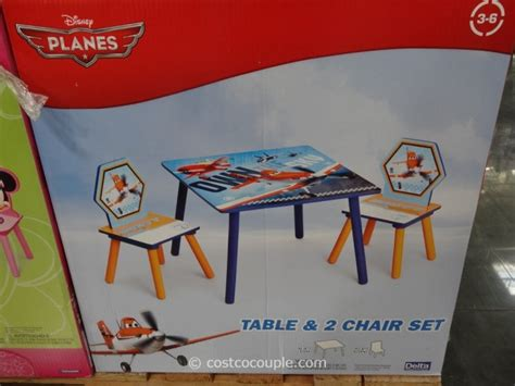 costco party tables and chairs disney table and chairs set
