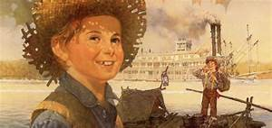 Coming soon to television: Tom Sawyer & Huck Finn like you ...