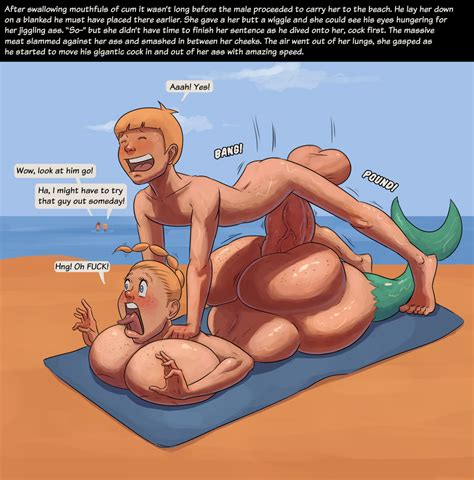 Simon And The Mermaid Part 3 By Shiin Hentai Foundry