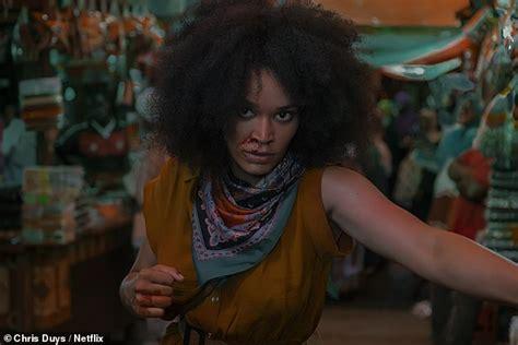 Netflix's first African Original series Queen Sono has ...