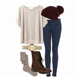 Eleanor inspired outfit for school by florencia95 ...