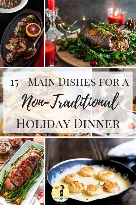 If possible promote this non traditional christmas dinner menu idea graphic for your friends , family via google plus, facebook, twitter, instagram or another social media site. Christmas Nontraditional Dinner Menu - 22 Non Traditional ...