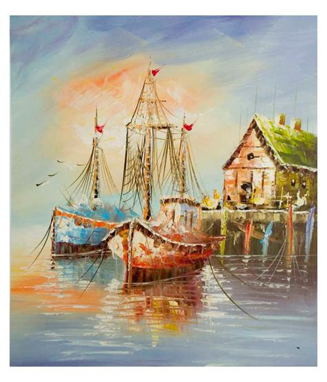 painting mantra oil colors canvas landscape paintings buy