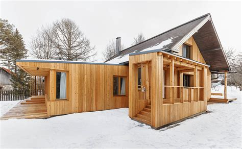 renovation bureau rickety cottage reinvigorated as a cozy