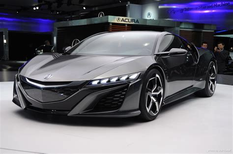 acura nsx update domestic brands  cadillac xts car