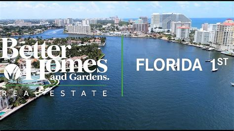 Better Homes And Gardens Dated 1970 To 1973: Better Homes And Gardens Florida 1st HD Video Promo