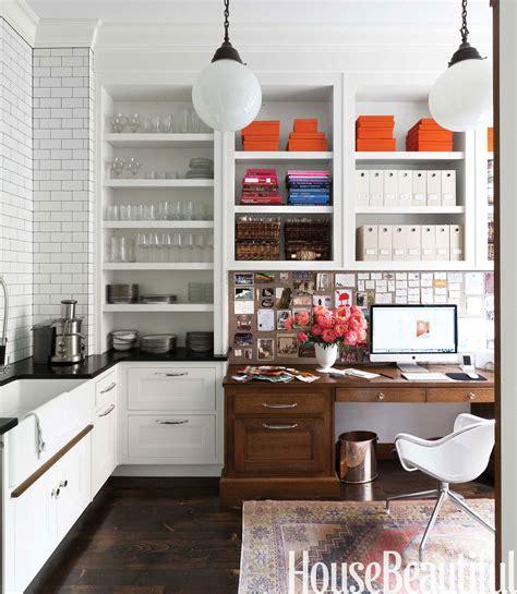 Organized Home Office Ideas
