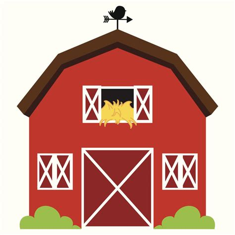 Barn Clipart it will be a barn of at coos county fair