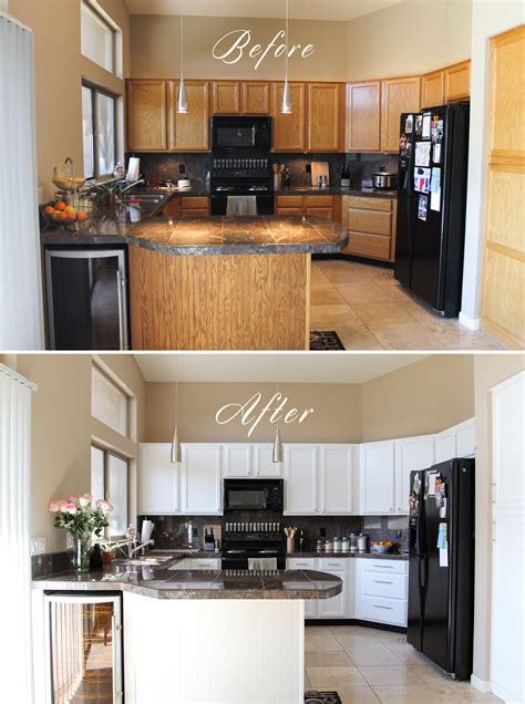 kitchen cabinet before and after kitchen cabinet remodel 7748