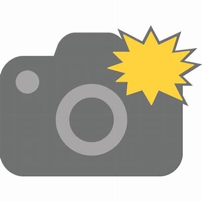 Camera Flash Emoji Clipart Emojis Copy Email