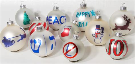 decorating christmas ornaments with the eggbot evil mad