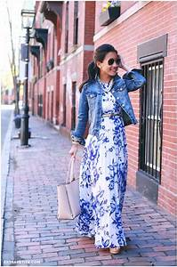 10 Super Stylish White and Blue Dresses