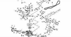 35 Craftsman Gt5000 Mower Deck Diagram