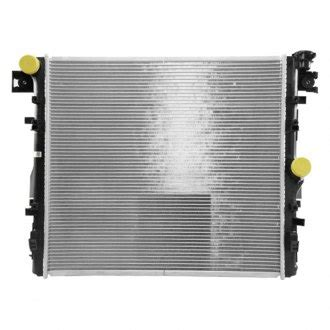 Jeep Wrangler Performance Engine Cooling Carid