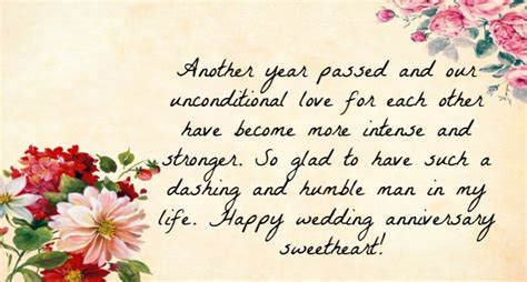 wedding anniversary wishes  husband quotes messages