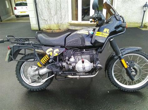 Bmw R100gs by 1992 Bmw R100gs 163 3750 In Coleraine County Londonderry