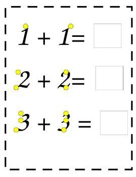 20 best touch math images on pinterest preschool early