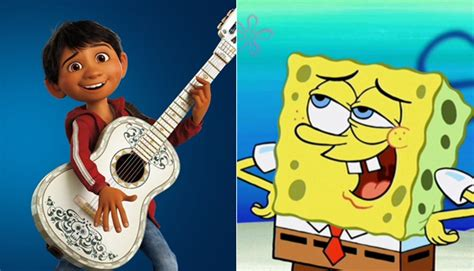 coco spongebob  nickelodeon kids choice awards