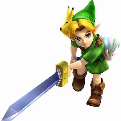 Hyrule Link Warriors Young Sword Mask Zelda