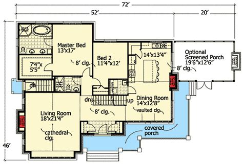 level  law  nanny suite pd architectural designs house plans