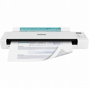 brother ds 920dw duplex wireless mobile document scanner With scan documents without scanner