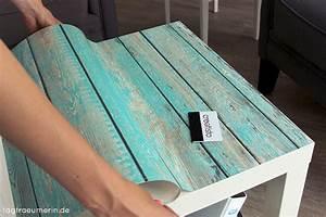 Tisch Mit Folie Bekleben : diy lacktisch versch nern mit m belfolie tagtraeumerin ~ Bigdaddyawards.com Haus und Dekorationen