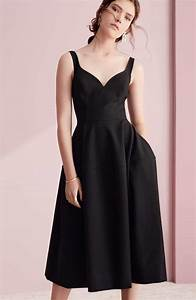 black dresses for wedding guest With black wedding guest dress