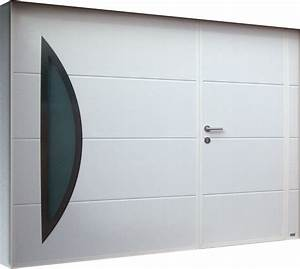 Porte de garage de plus porte pvc sur mesure porte d for Porte de garage enroulable de plus portes interieures