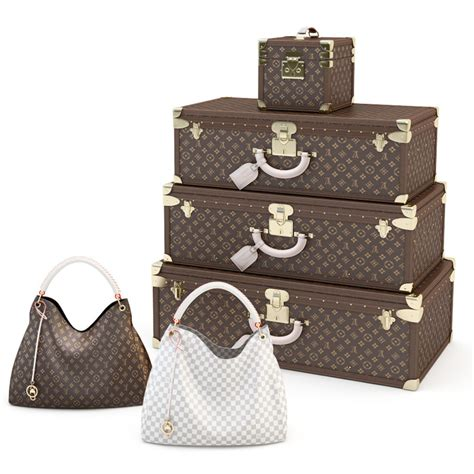 louis vuitton luggage set pixshark com images