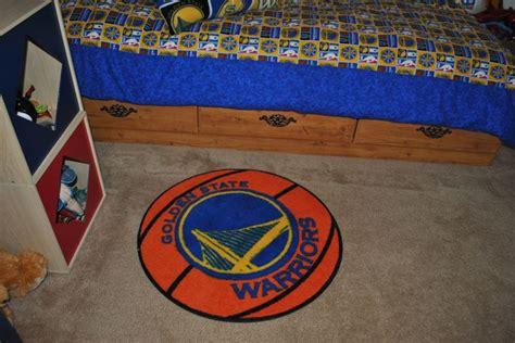 Kids Bedroom Ideas - golden state warriors bedroom rug jake 39 s golden state warriors bedroom pinterest bedrooms