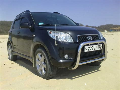 Daihatsu Terios Picture by 2008 Daihatsu Terios Pictures 1 5l Automatic For Sale