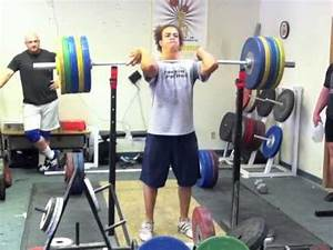 Hollywoodschaukel Belastbarkeit 400 Kg : 400 pound front squat 80kg youtube ~ Watch28wear.com Haus und Dekorationen