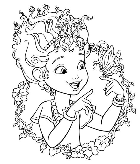 fancy nancy coloring pages fancy nancy coloring page erieairfair