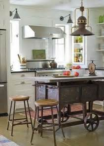 64 unique kitchen island designs digsdigs - Cool Kitchen Island
