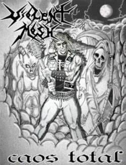 Violent Mosh Caos Total (demo) Spirit Of Metal Webzine (en