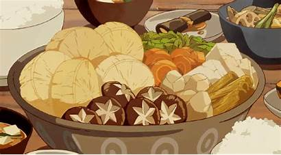 Anime Gifs Makan Almost Ago